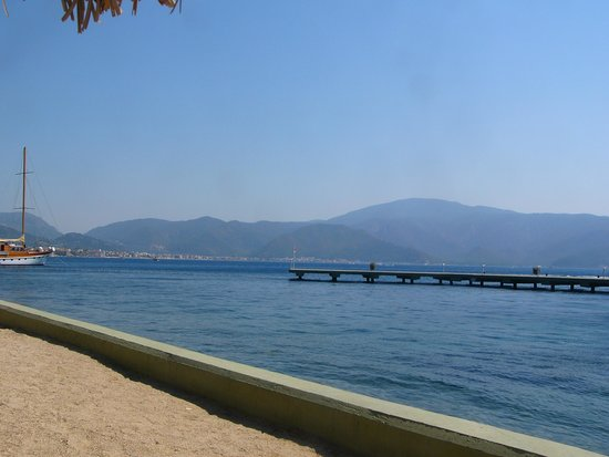 Grand Yazici Club Marmaris Palace: Beach