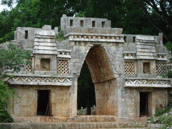 Hotel Uxmal Resort Maya: sayil