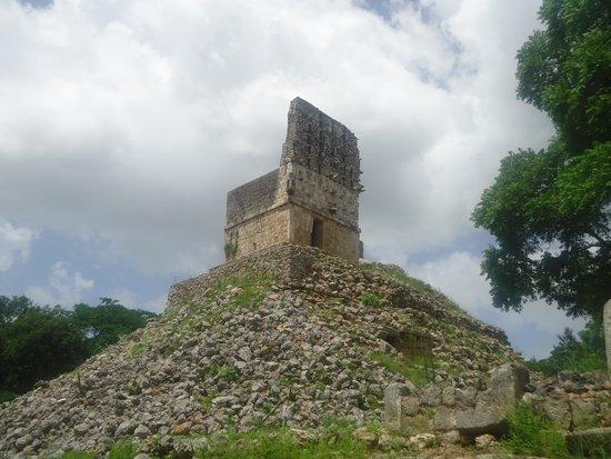 Hotel Uxmal Resort Maya: labna