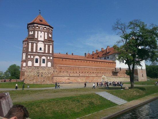 Mir Castle: Castle