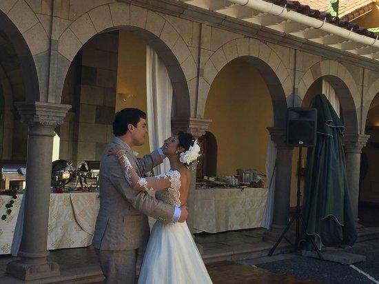 Aranwa Sacred Valley Hotel & Wellness: Mi boda