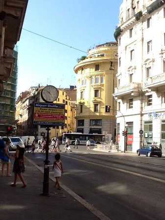 The Westin Excelsior, Rome: Just business as usual in Rome