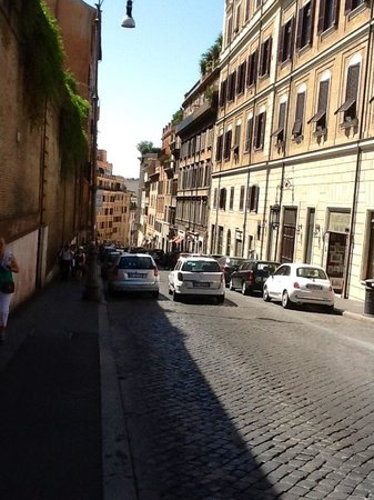 The Westin Excelsior, Rome: You'll love the uniqueness and architecture that awaits each street