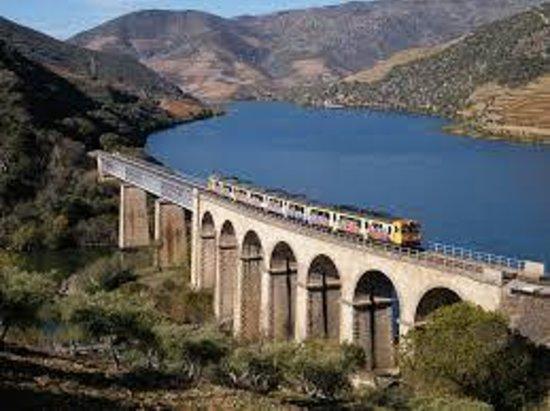 CMTour: Passeio Comboio