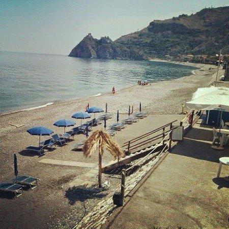 Hotel Solemar: Solemar beach