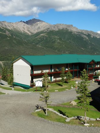 Grande Denali Lodge: A memorably stay.
