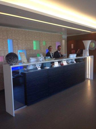 Uappala Hotel Viareggio: Reception
