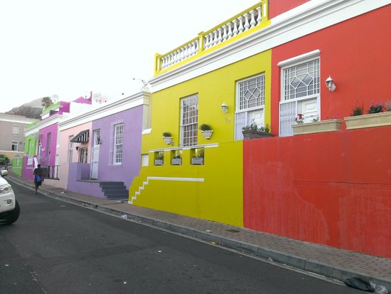 Cape Town Free Walking Tours: Bo Kaap Area