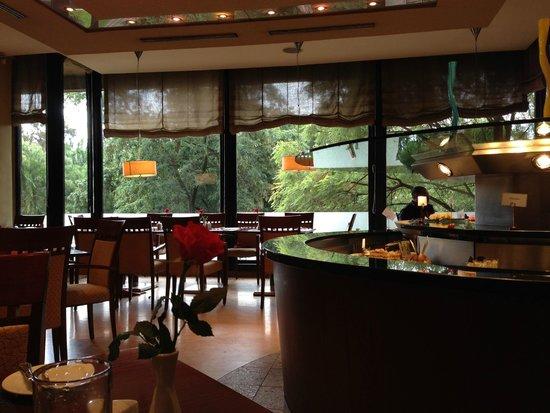 Hilton Addis Ababa: Restaurant