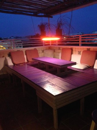 The Yak: rooftop