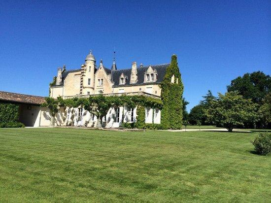 BD Tours: Wine Tours In Bordeaux : Château Lascombes