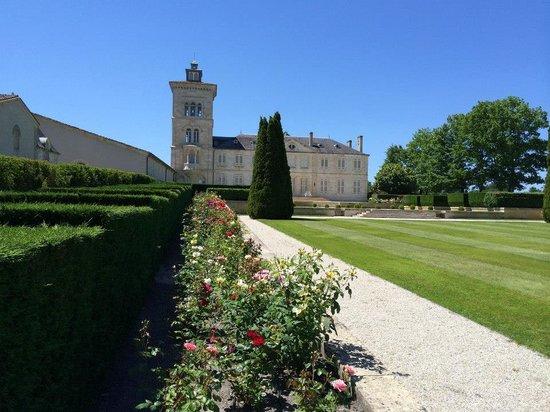 BD Tours: Wine Tours In Bordeaux : Château Lagrange