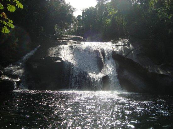 Hotel Do Ype : Cachoeira do Poranga, próximo do Hotel mas trilha difícil