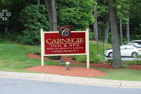 Carnegie Inn & Spa: Carnegie Inn and Spa