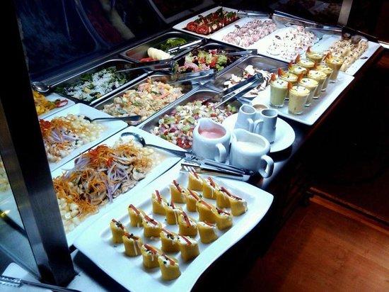 und mehr Essen!
