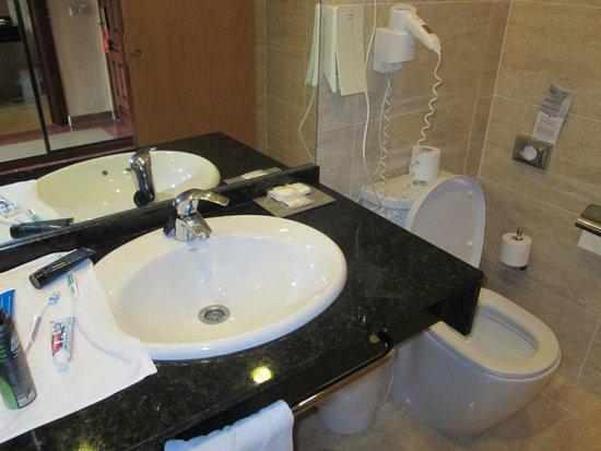 Sol Don Pablo : Refurbished bathroom