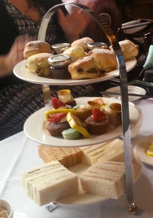 Greenwoods Hotel & Spa: Afternoon Tea