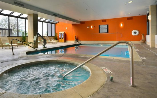 Embassy Suites by Hilton Denver Stapleton: Pool & Whirlpool