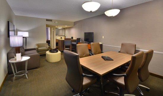 Embassy Suites by Hilton Denver Stapleton : One King Executive Room