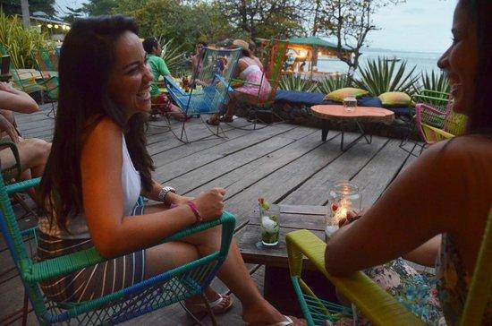 KOKi Beach Restaurant & Bar: Ocean front