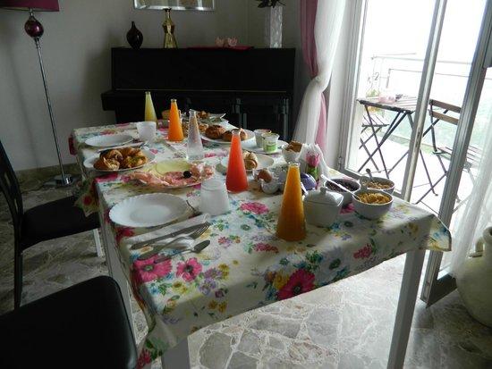 La Casa di El: Tolles Frühstück