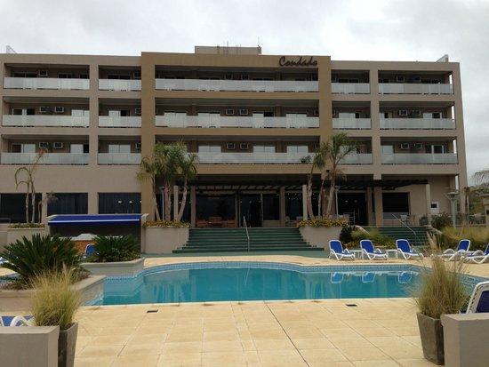 Condado Hotel Casino Paso de La Patria: Fachada do Hotel