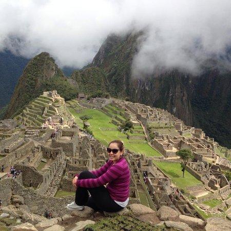 Santuario Histórico de Machu Picchu: Linda paisagem!!
