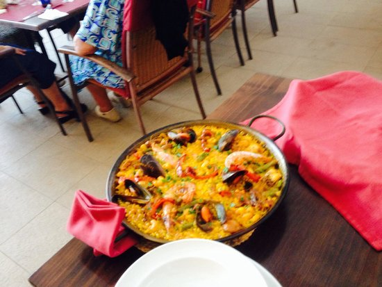 Can Julia : Paella
