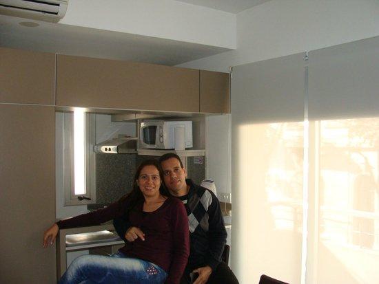 Lecer Apart: apartamento para casal