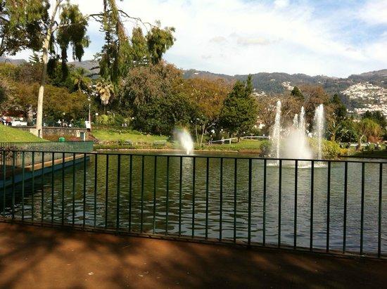 Santa Catarina Park : peaceful place
