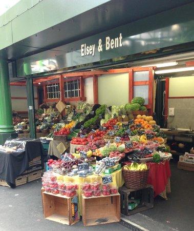 Borough Market: frutas frescas