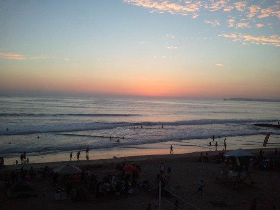 The Beach Club : sunset