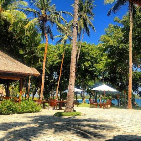 The Oberoi, Lombok: Hotel gronunds