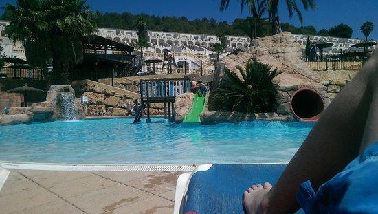 AR Imperial Park Spa Resort: childrens pool