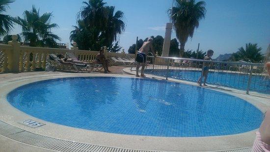 AR Imperial Park Spa Resort: top pool