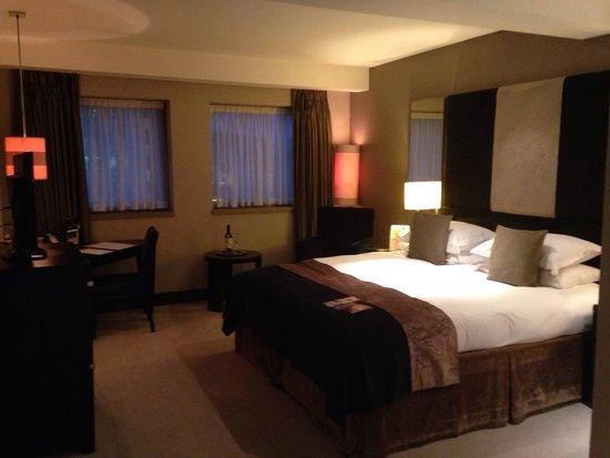 Malmaison Birmingham: Room