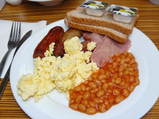 Travelodge London Bethnal Green: Breakfast