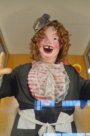 Musee Mecanique : Famous Laughing Lady