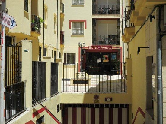 Hotel Arunda II: HOTEL Y ALREDEDORES