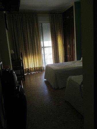 Hotel Arunda II : HABITACION