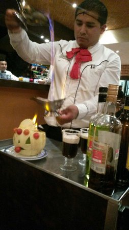 Gran Porto Resort: Sadiene (sp) was the BEST waitor EVER!!!!