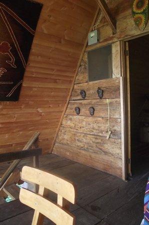 Casa Loma Minca: Habitación