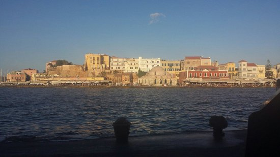 Mirabello Apartments : View of chania port