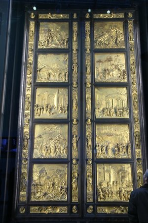 Museo dell'Opera del Duomo : Gates of Paradise