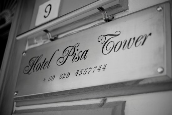 Hotel Pisa Tower