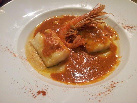 Canela Restaurant: bacalao