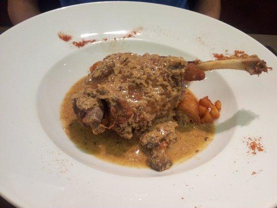 Canela Restaurant: magret de pato