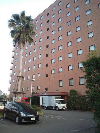 Richmond Hotel Miyazaki Ekimae: 14.01.11【リッチモンド宮崎】外観