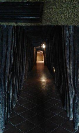 Hotel Xaluca Dades : Pasillo
