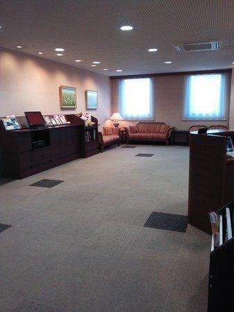 Richmond Hotel Miyazaki Ekimae: 14.01.11【リッチモンド宮崎】フロント